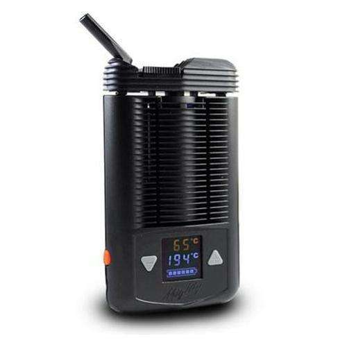 storz and bickell mighty vaporizer - standing angle