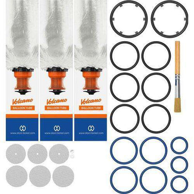 Storz & Bickel Solid Valve Wear and Tear Set - Front Profile