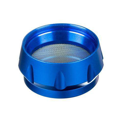 -Sweet Tooth 4-Piece Diamond Crest Aluminum Grinder