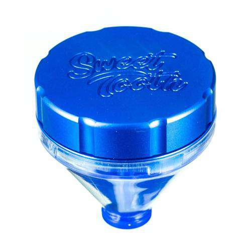 "Sweet Tooth ""Fill 'er Up"" Funnel Style Aluminum Grinder"