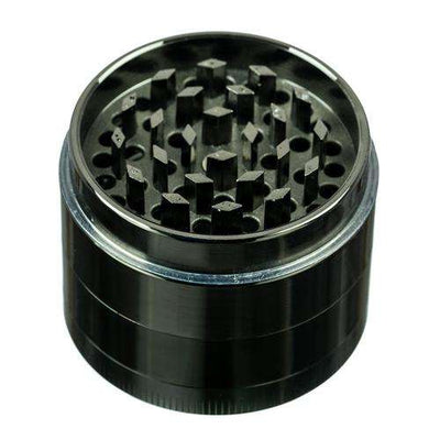 The Kind Pen Tri-Level Herb Grinder - Silver