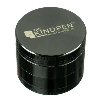 The Kind Pen Tri-Level Herb Grinder - Gun Metal