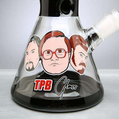 "Famous Brandz Trailer Park Boys ""The Boys"" Group Water Pipe - Base"