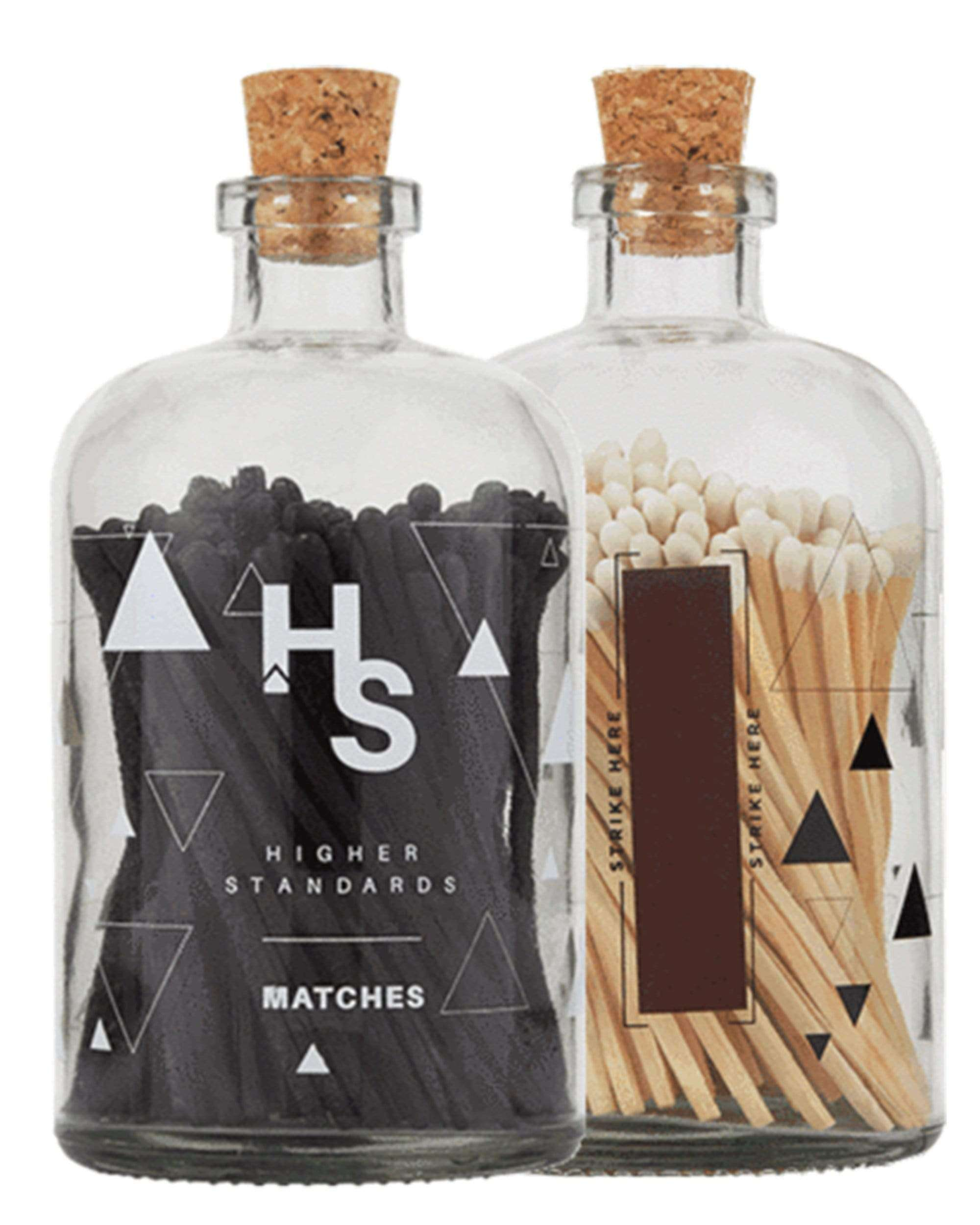 Large Match Bottle