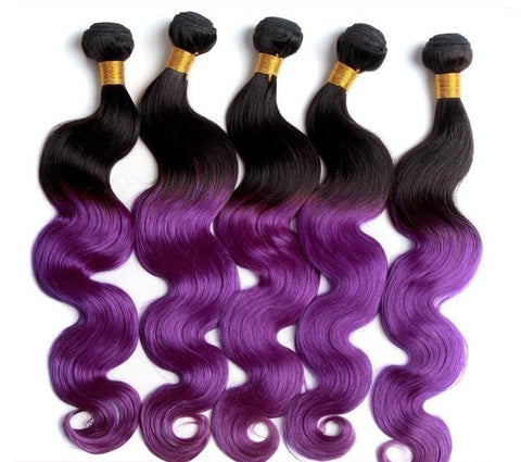 Colored Bundles (Body Wave)