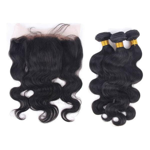 3 Bundles + Frontal Deals