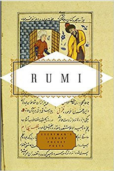 Illuminated Rumi-everyman's library pocket poets - Mudpie San Francisco