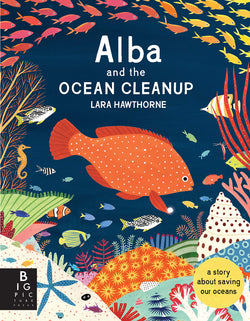 Alba and the Ocean Cleanup - Mudpie San Francisco