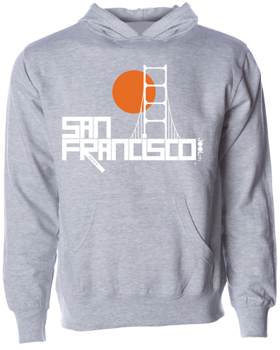 bridge sweatshirt hoody