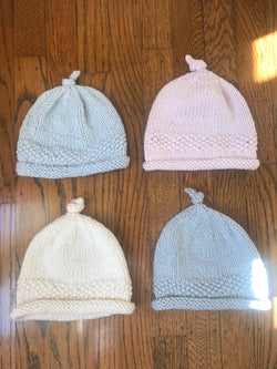 Organic Cotton Knit Hat - Mudpie San Francisco