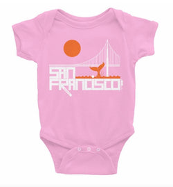 Bridge Onesie - Mudpie San Francisco