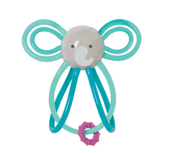 Winkles Elephant Teether - Mudpie San Francisco