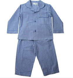 Louis Striped PJ Kid