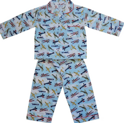 Airplane Loungewear Kids
