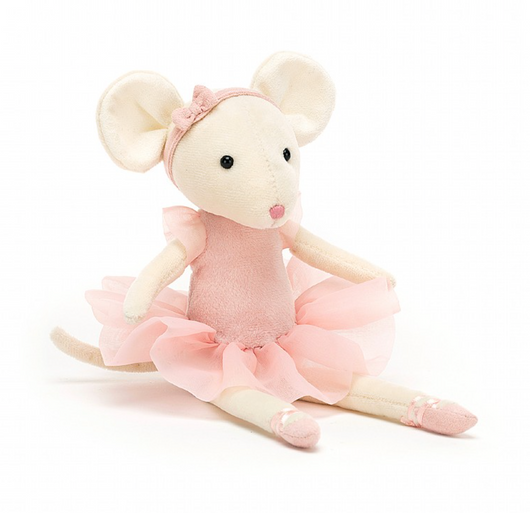 Pirouette Mouse Candy Rose