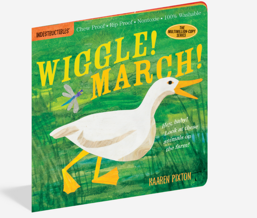 Indestructible: Wiggle! March!