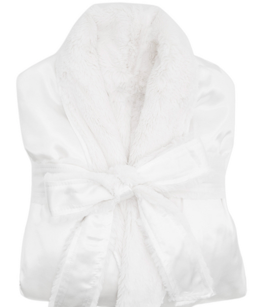 Luxe Adult Robe in Cream