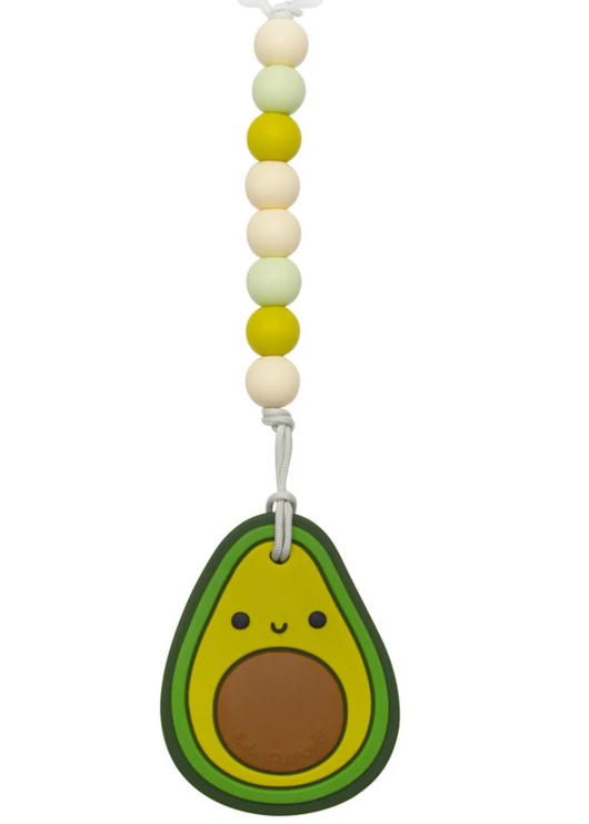 Silicone Avocado Teether Set