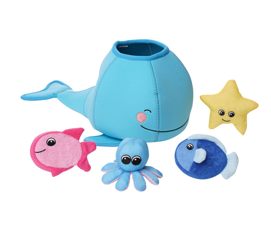 Whale Floating Fill n Spill Bath Toy