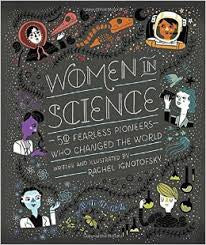 Women in Science - Mudpie San Francisco