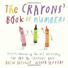 The Crayons book of numbers - Mudpie San Francisco
