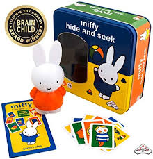 Miffy Hide & Seek - Mudpie San Francisco