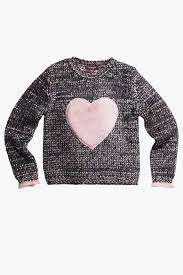 Heart Sweater-Multi