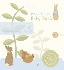 Peter Rabbit Baby Book - Mudpie San Francisco
