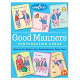 Good Manners Flash Cards - Mudpie San Francisco