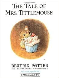 tale of mrs. tittle mouse
