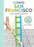 Iconic SF coloring book