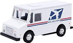 Die Cast Mail Truck - Mudpie San Francisco