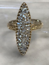 Victorian Marquis Ring