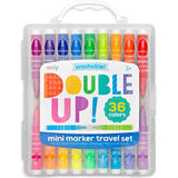 Double up 2 in 1 mini markers - Mudpie San Francisco