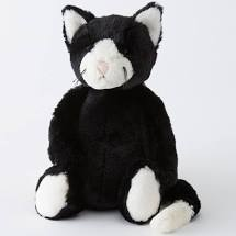 Bashful Cat Blk/Wht medium