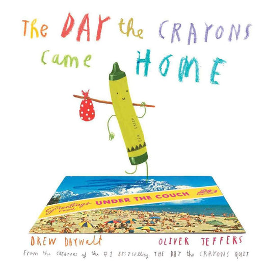 The Day the Crayons Came Home - Mudpie San Francisco