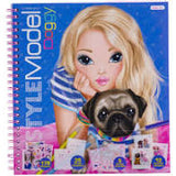 Style Model Doggy-Create Your Own Sketch Pad