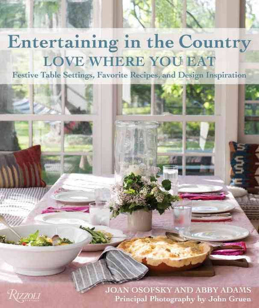Entertaining in the country - Mudpie San Francisco