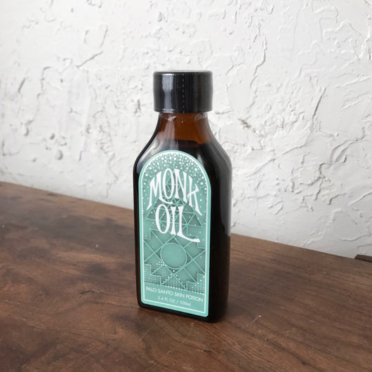 Monk Oil Skin Potion - Mudpie San Francisco