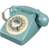 Retro Telephone - Mudpie San Francisco