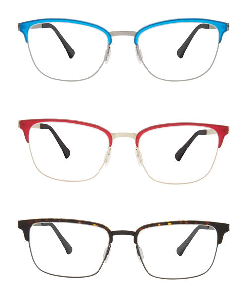 Going Retro-Modern with Their Latest Combination Frame, Introducing ...