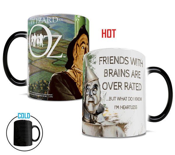 The Wizard of Oz™ (Brainless) Morphing Mugs™ Heat-Sensitive Mug
