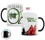 The Wizard of Oz™ (Shoes to Die For) Morphing Mugs™ Heat-Sensitive Mug
