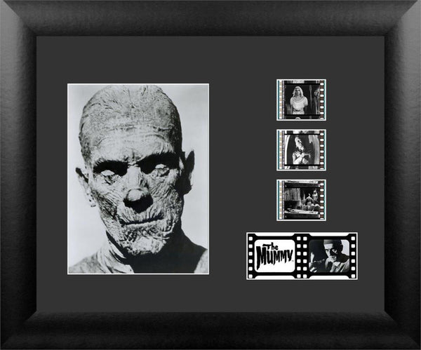 The Mummy Boris Karloff 1932 FilmCell Special Edition COA