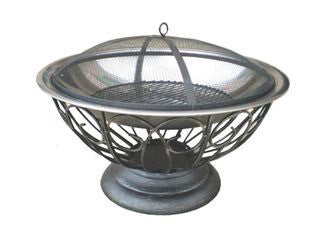 Fire Sense Stainless Steel Urn Fire Pit