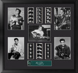 Elvis Presley S5 Montage 20 X 19 Film Cell Numbered Limited Edition COA