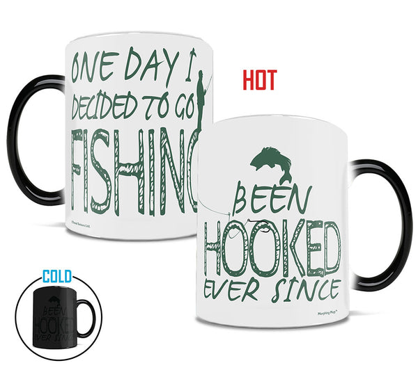 Hunting (Hooked on Fishing) Morphing Mugs™ Heat-Sensitive Mug