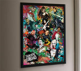 Suicide Squad™ (We Are Bad Guys) MightyPrint™ Wall Art