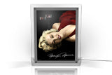Marilyn Monroe Acrylic LightCell