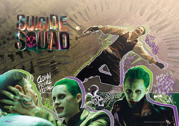 Suicide Squad ™ (The Joker) MightyPrint™ Wall Art